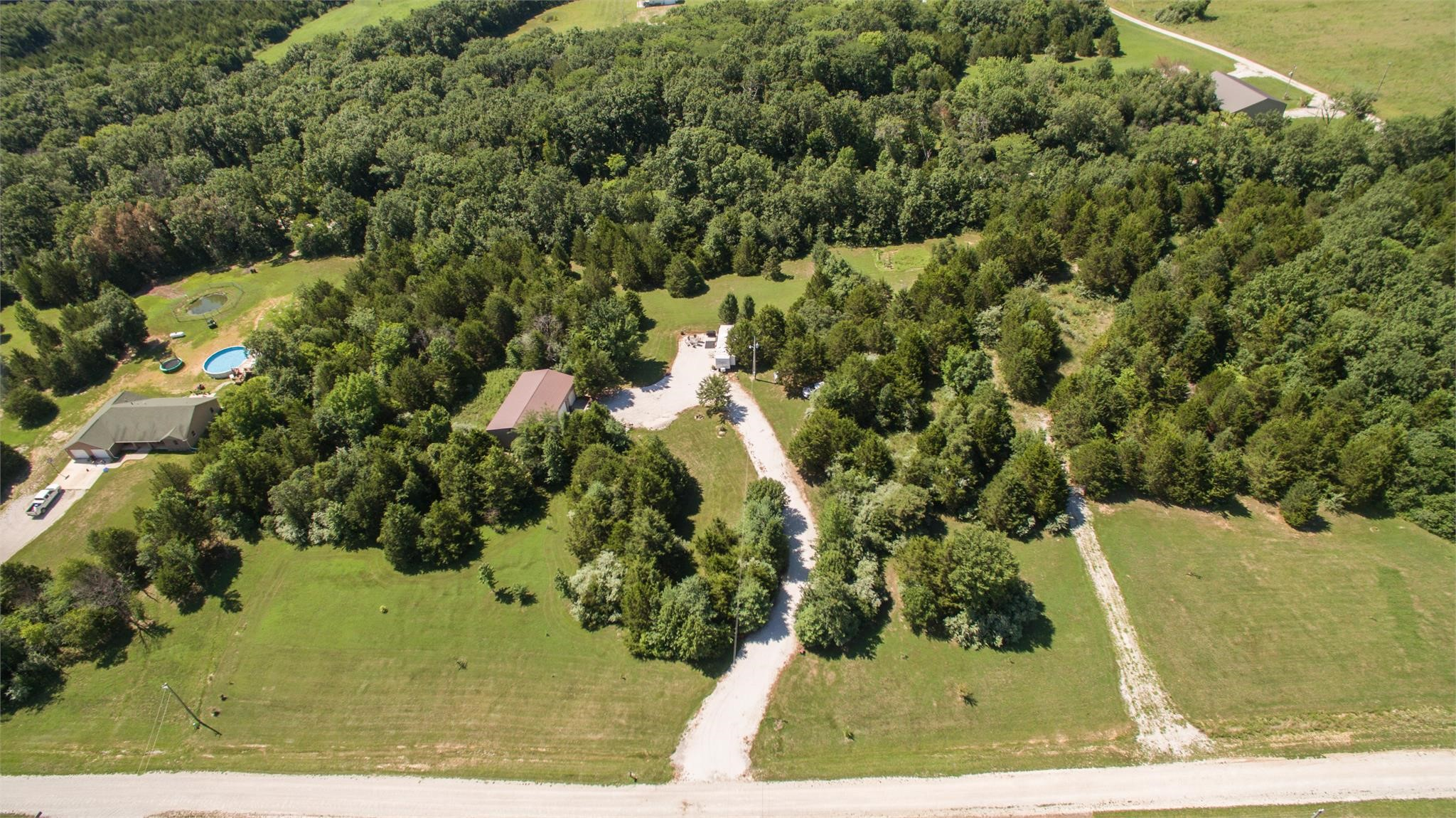 3 acres, Building/Camping Site