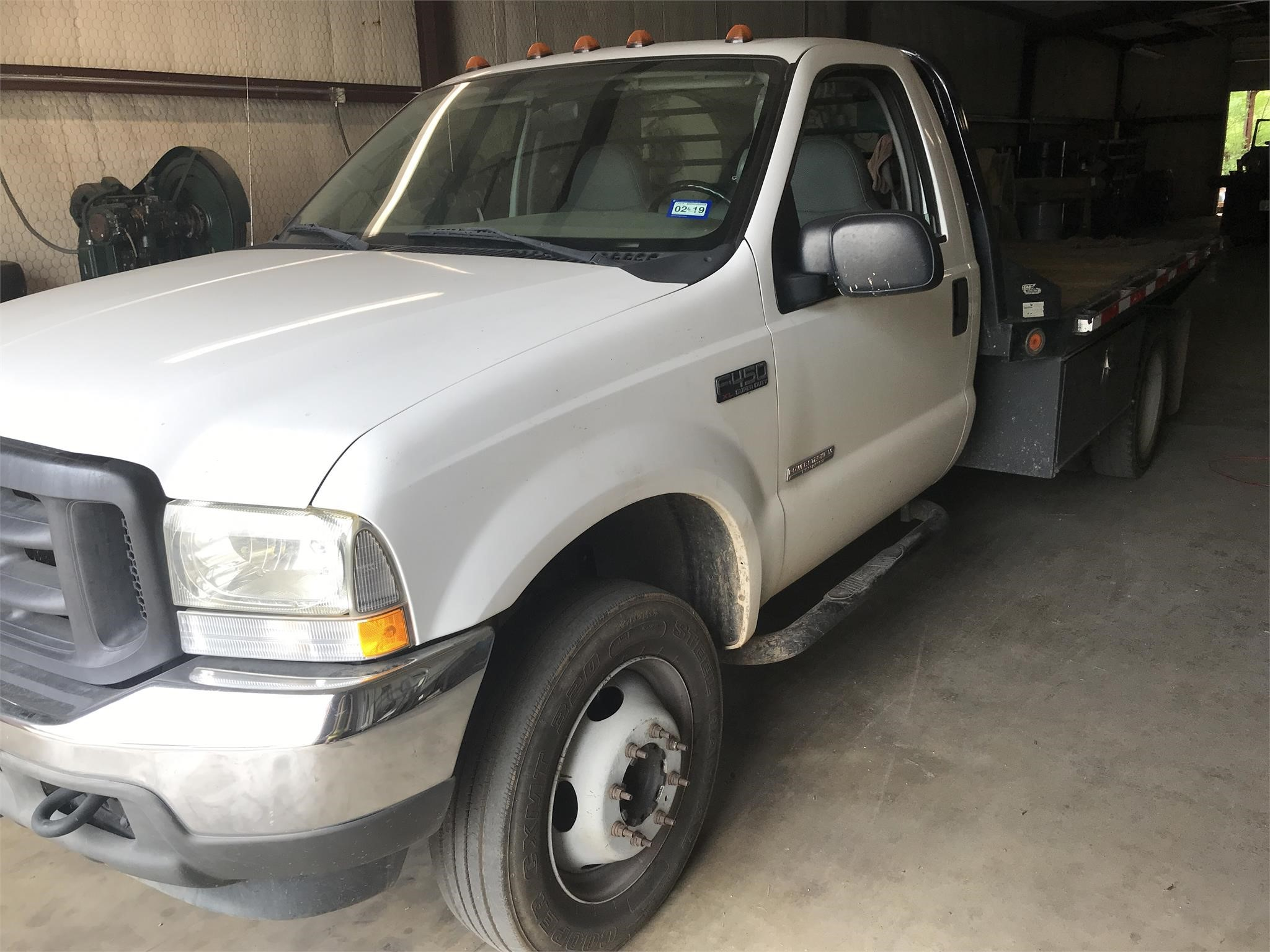 '04 Ford F-450