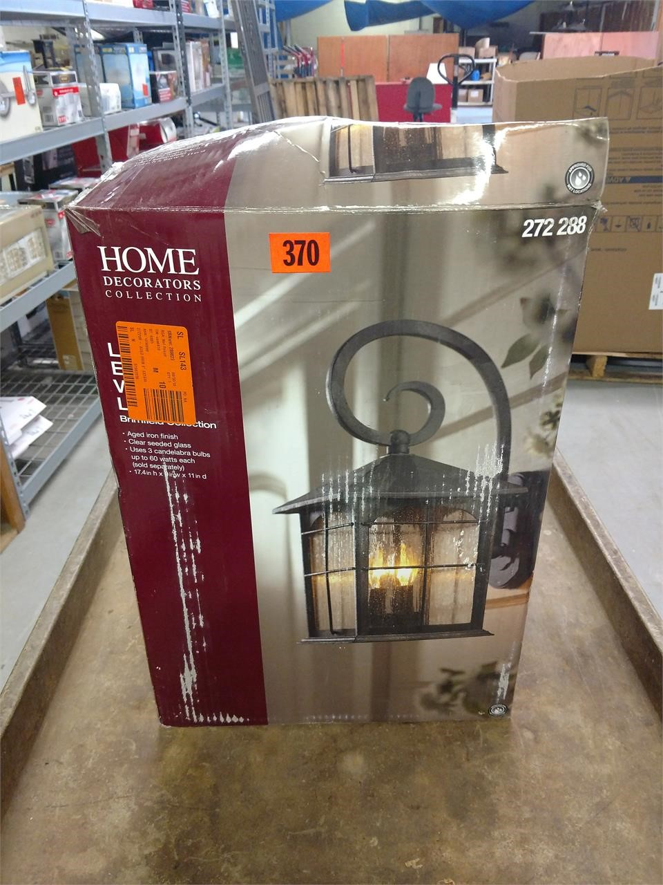Lowes, home depot overstock and returns