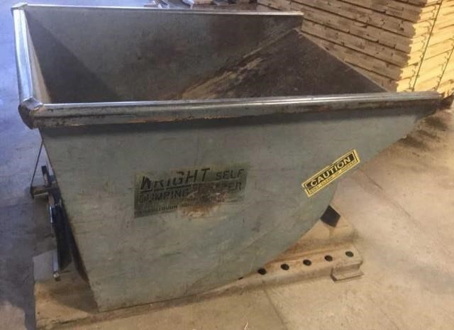 BIDDING EXTENDED Liquidation of County Box & Pallets