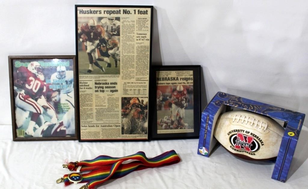 Nebraska Collectibles