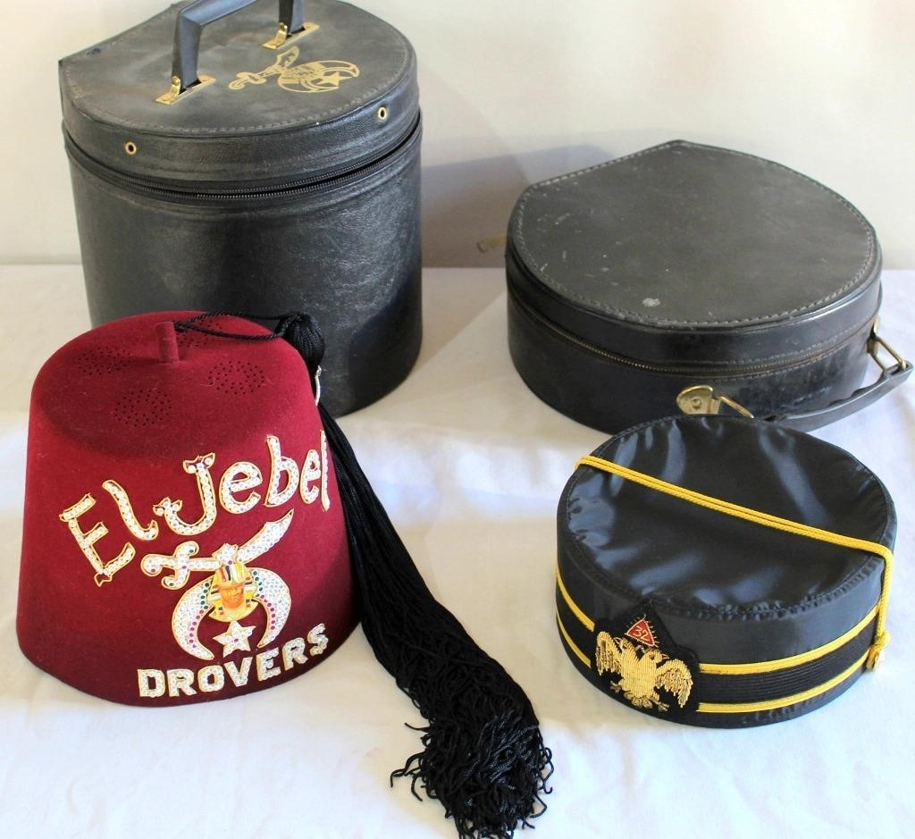 El Jebel/Masons Hats