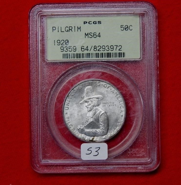 Weekly Coins & Currency Auction 2-22-19