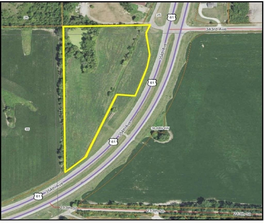Absolute Online Only Lee County, Iowa Land Auction