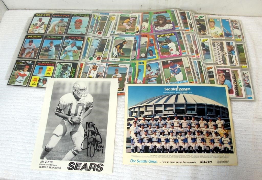 HIBID AUCTION #2 SPORTS CARDS JEWELRY ANTIQUES MORE