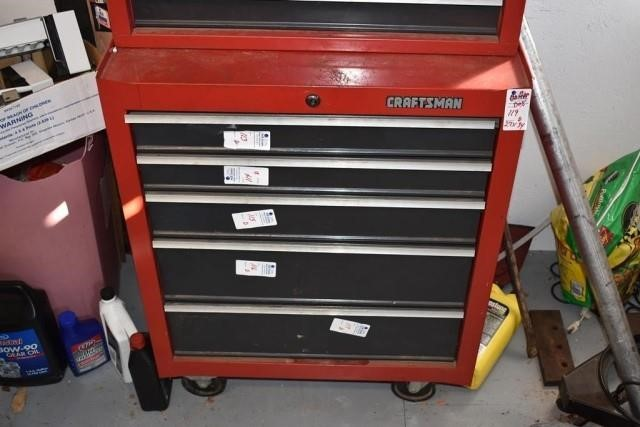 Craftsman Toolbox, Bottom Only