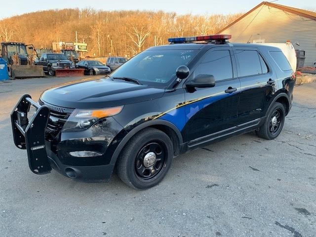 2012 Ford Explorer Police Car - K9 Unit equipped