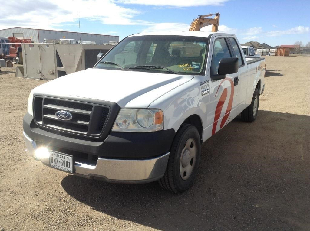 March Heavy Equipment & Vehicle Auction
