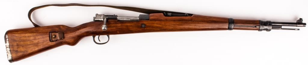 Gun Yugoslavian M48A Bolt Action Rifle in 8MM