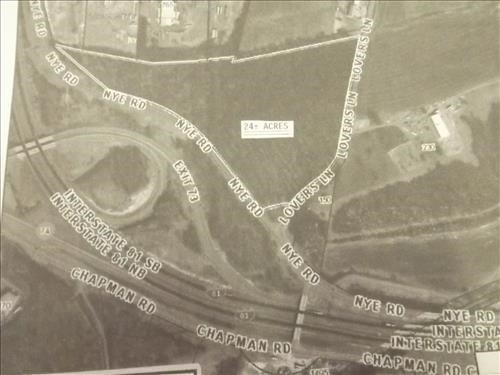 COMMERCIAL PROPERTY 24 ACRES - WYTHEVILLE VA