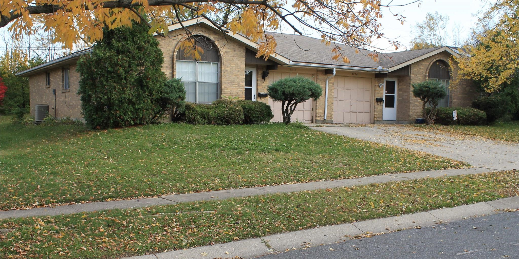 5216 5218 Bessmer Drive Trotwood OH 45426