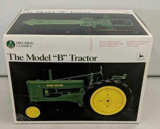 March 2019 Outstanding Toy Auction