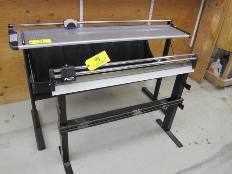 KW-Trio 13022 Rotary Trimmer,