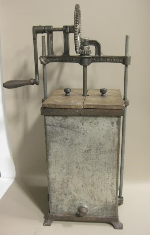 "23"" Tall Antique Butter Churn"