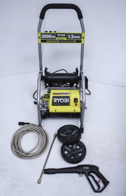 Tool Time Online Auction - Red Gallery