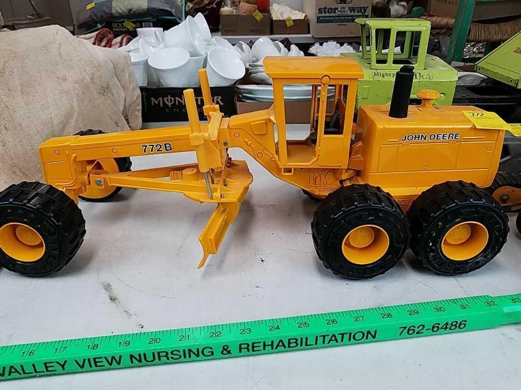 Feb 23rd Auction Toys, Hats, Antiques, Fiesta Ware more