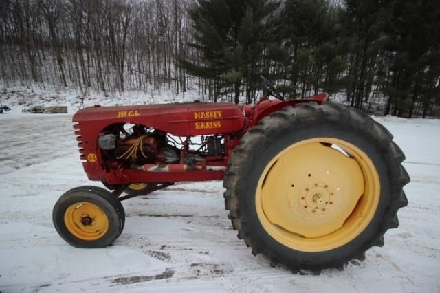 Massey Harris 44 Tractor w/327 Engine