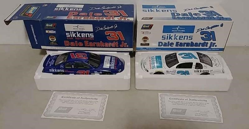 Dale Earnhardt Die Cast Cars & Memorabilia Feb. 25 @ 6pm cst