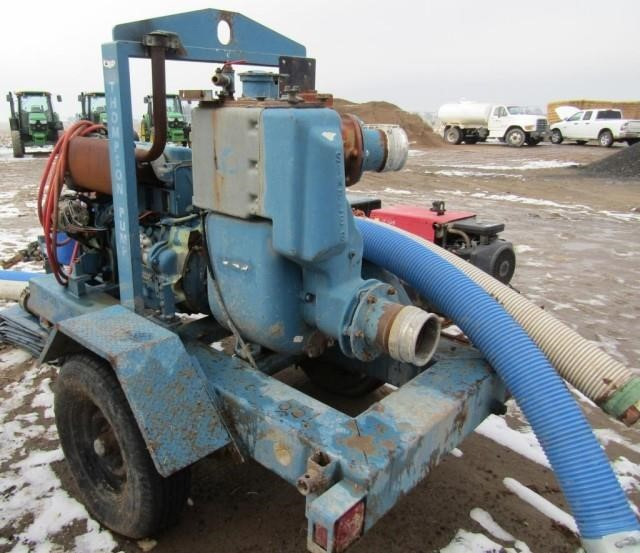 Box Canyon Dairy Equipment Liquidation Auction