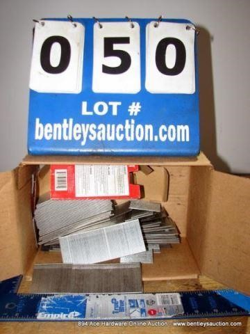 Hardware Store Online Auction, ABQ February 18, 2019 | A894