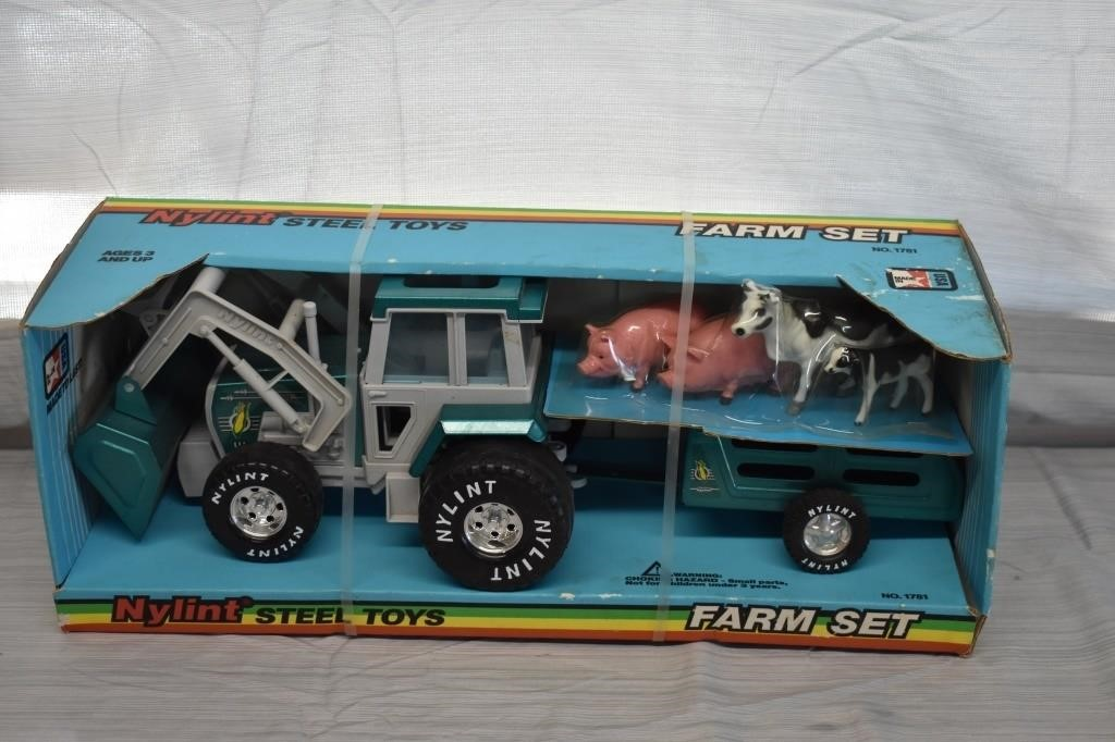 Collectible Toy Online Auction