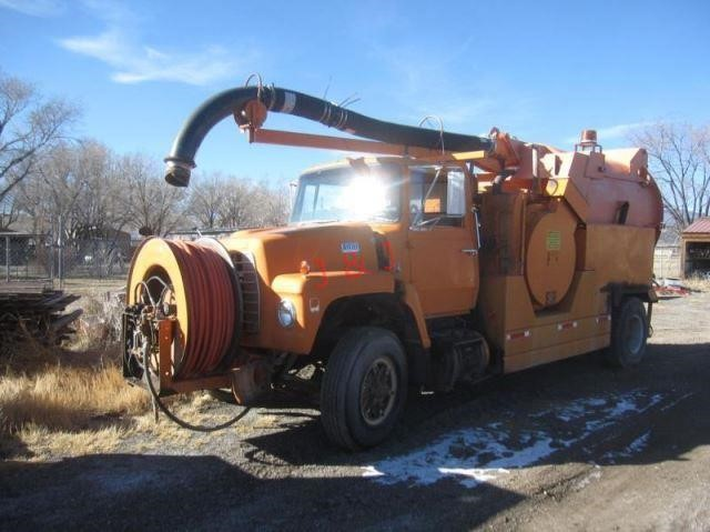 Village of Cimarron Surplus Equipment Online Auction