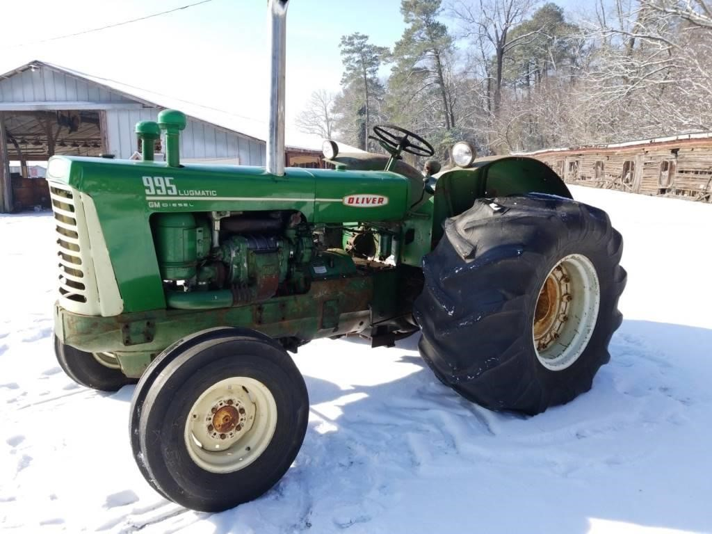 2/23/19 - Oliver Tractors, Pedal Cars, Signs, Gas Pumps