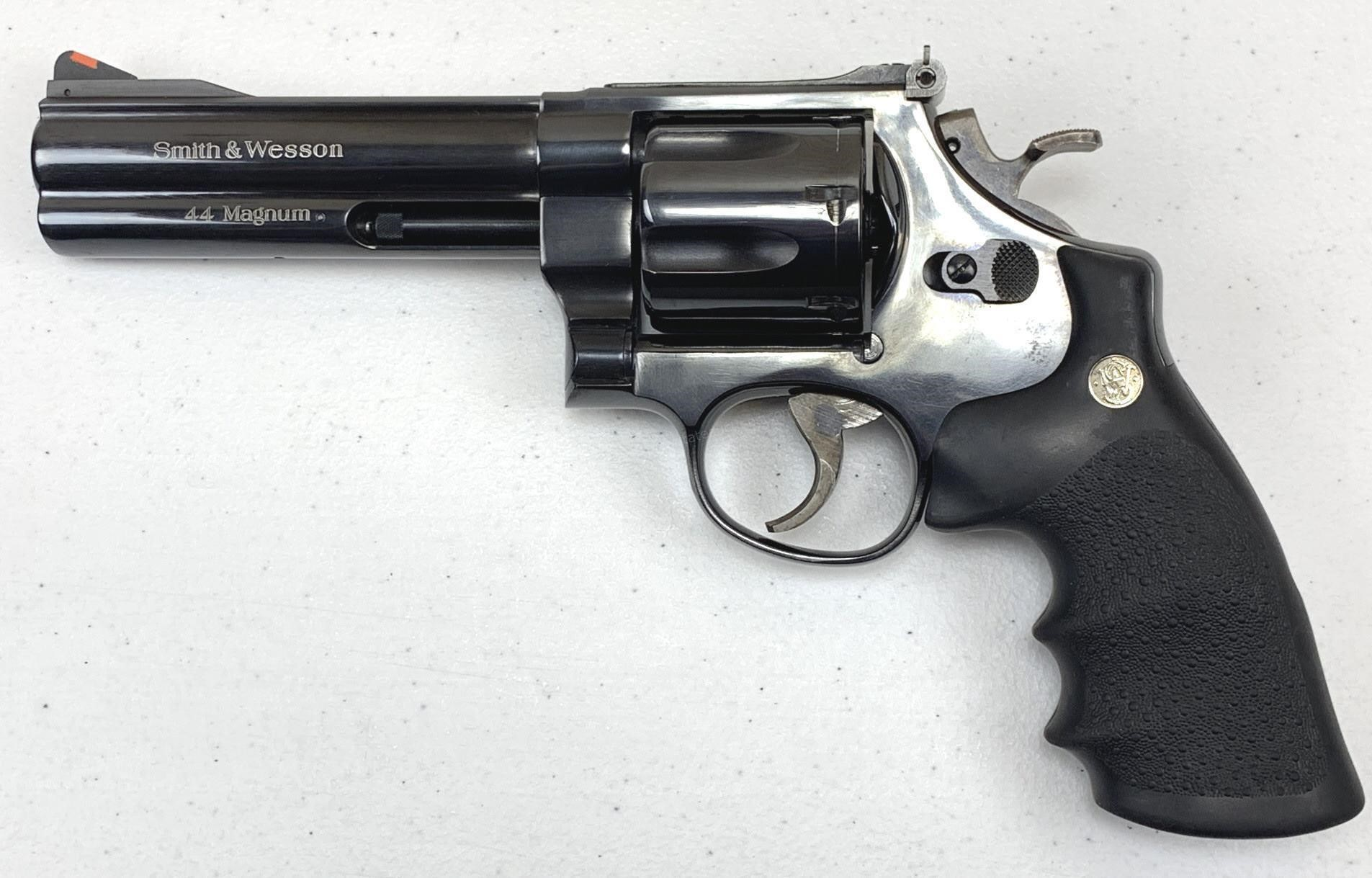 Smith & Wesson Model 29–5 Revolver