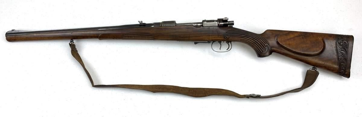 Waffebfabrik Mauser-Oberndorf Bolt Action Rifle