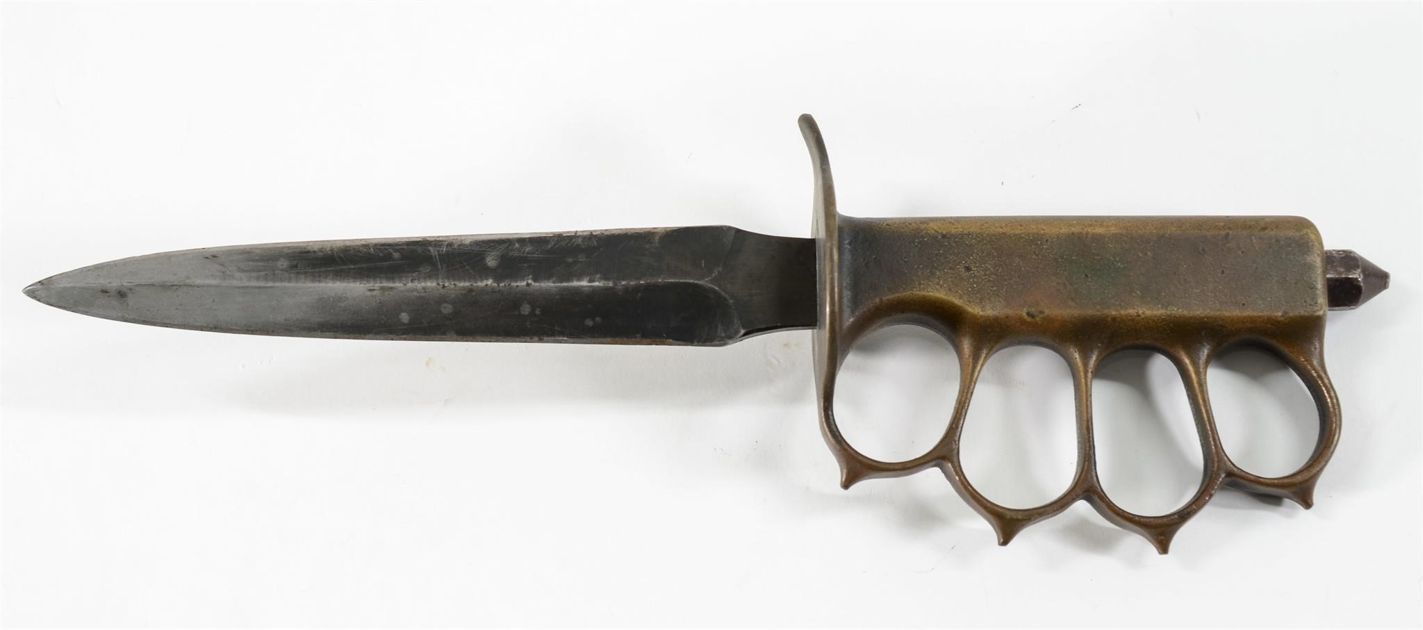 US 1918 Knuckle Duster Trench Knife