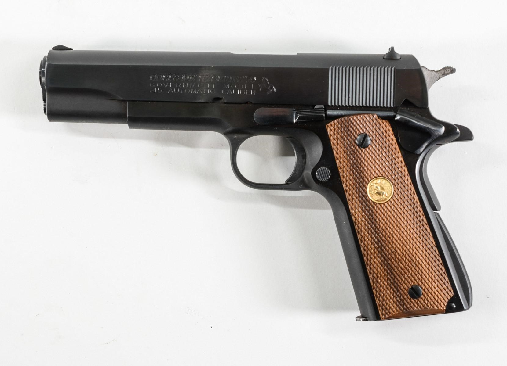 CT Firearms Auction - ONLINE ONLY