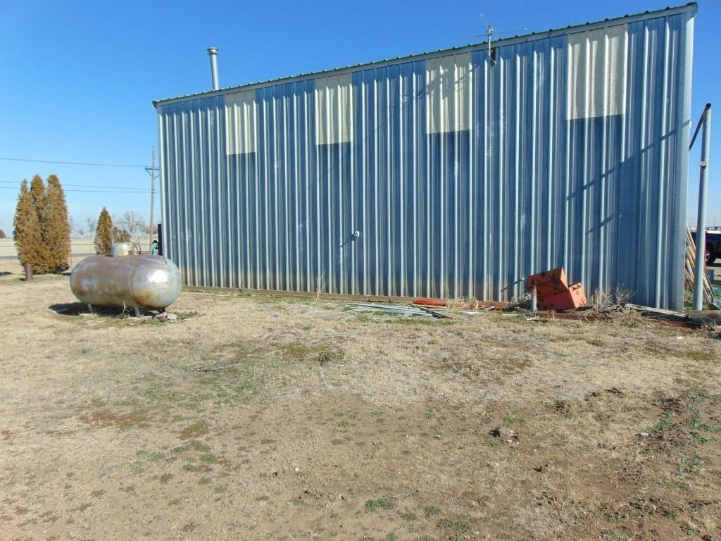 Welding Shop and Property Panhandle