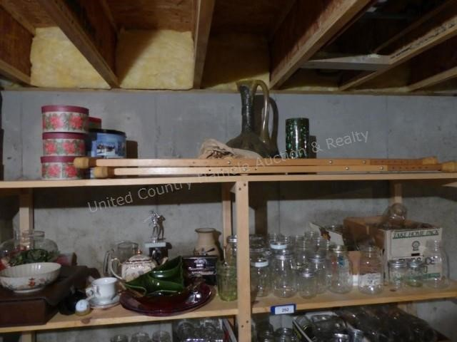 Truck, Boat, Garage/Outdoor and Household Items Online Only