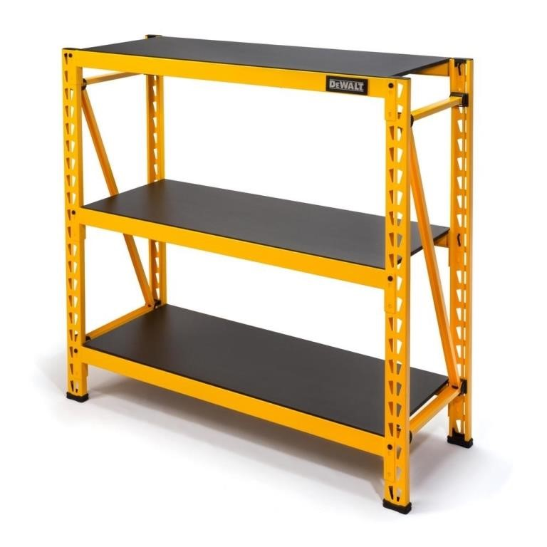 Dewalt Industrial Rack W Wire Grids
