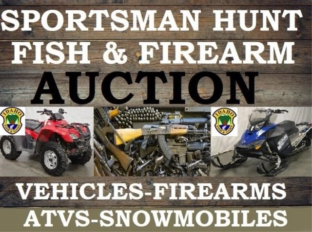2/21/19 - 6pm -- Sportsman Hunt Fish & Firearm Auction