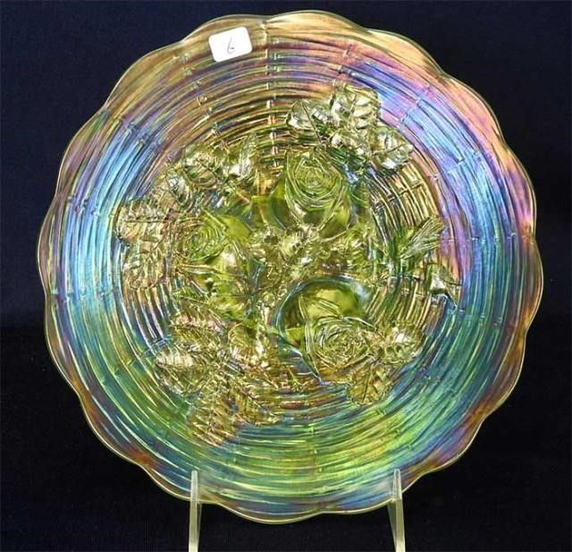Carnival Glass Online Only Auction #166 - Ends Feb 24 - 2019