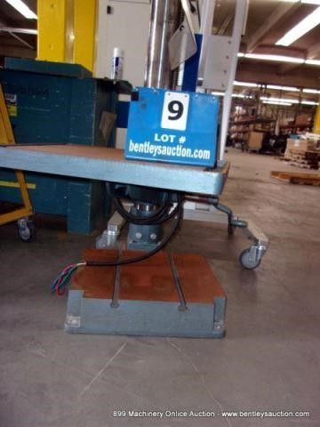 Machinery Online Auction, February 12, 2019 | A899