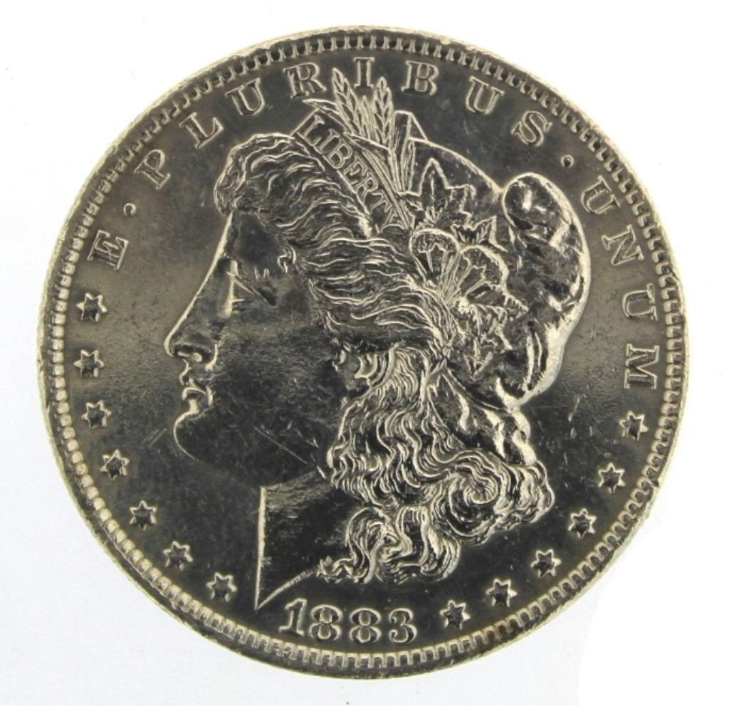 Internet Jewelry & Coin Auction - February 25th