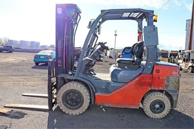 CITY OF SEATTLE, FORKLIFTS, BUSES & OTHERS-ONLINE ONLY