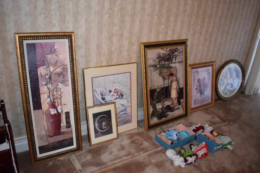 Online Only Estate Auction (Living)     2/01/19 - 2/10/19