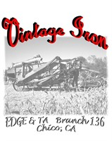Vintage Iron Tractor Auction