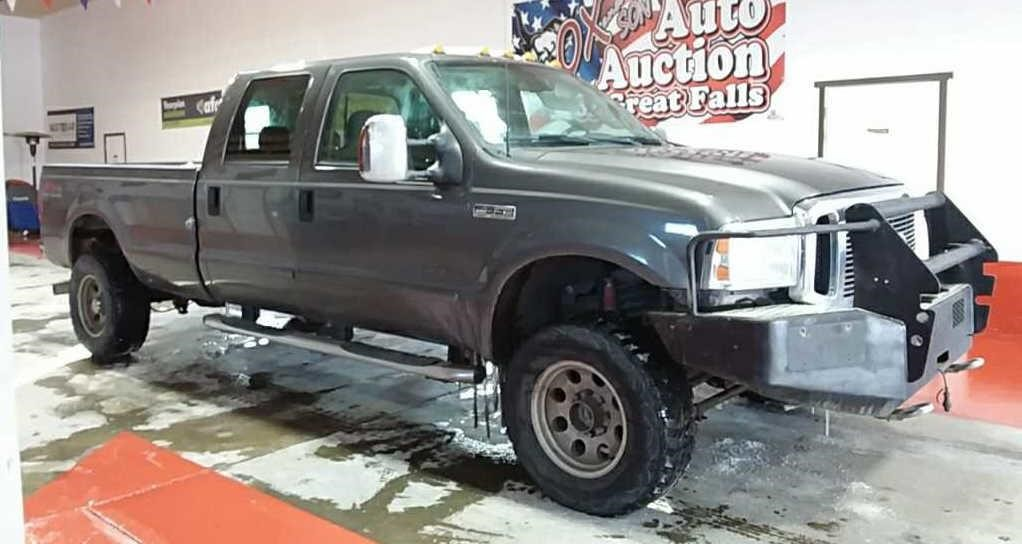 Ox and Son Pubic Auto Auction 2/23
