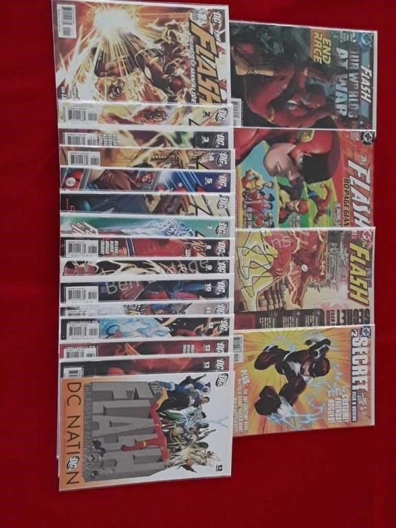 Large Online Only Comic Book Auction #3
