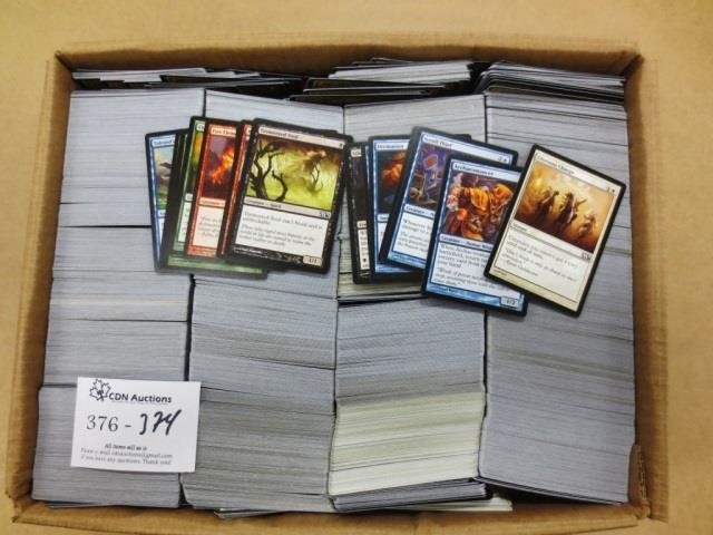 5000+ Magic: The Gathering Cards