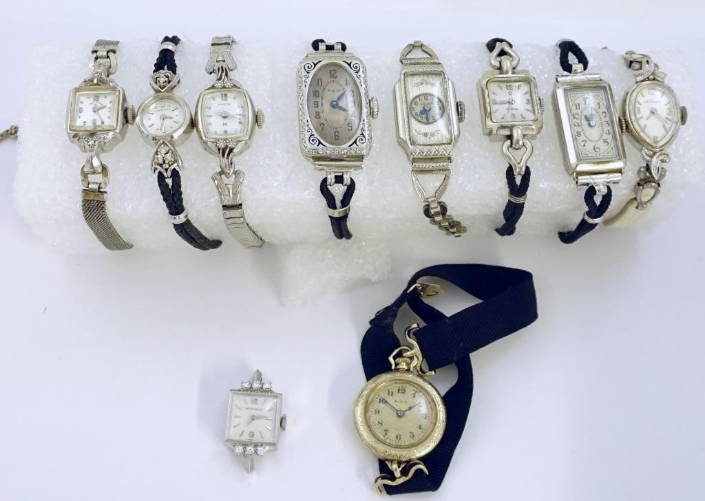 """""""Lost in Time Horology & Jewelry"""""""