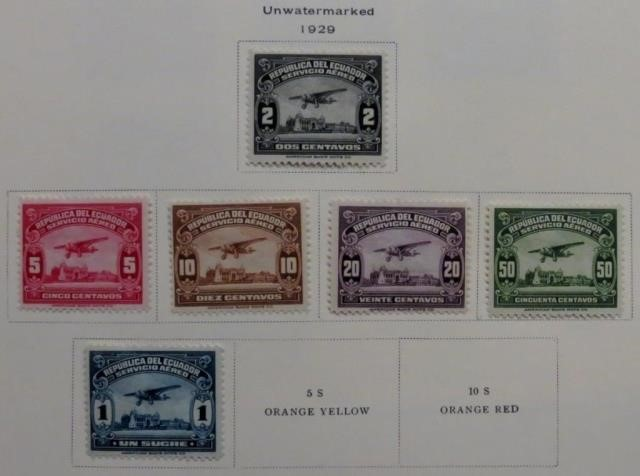 Golden Valley Stamp Auction #326