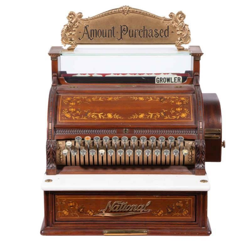 Rare National Cash register