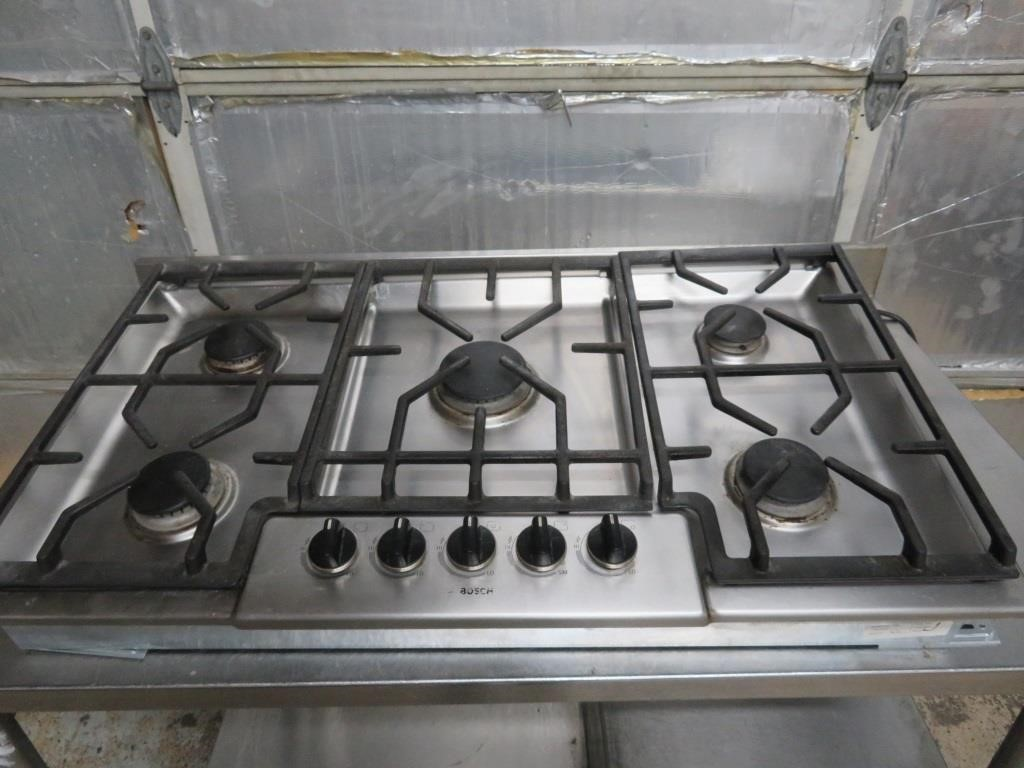 Restaurant Equip, Household, Electronics & More Auction