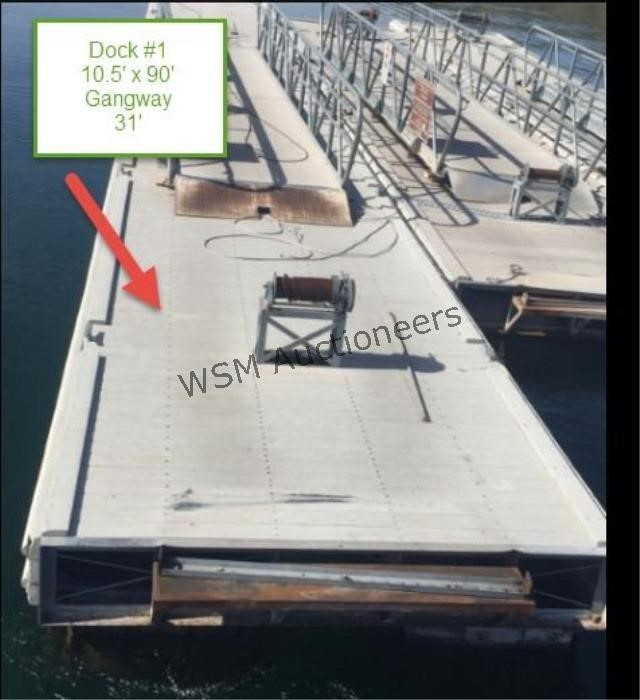 03-13-2019 - ONLINE DOCK AUCTION