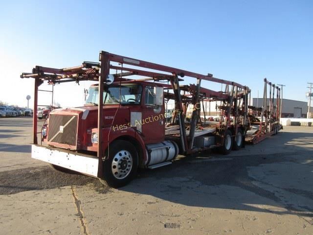 December 7, 2018 Truck Trailer and Heavy Equipment Auction